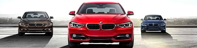 The new 2012 BMW 3 Series