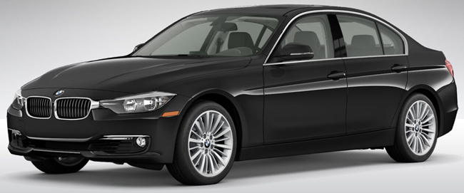 The 2012 BMW 328i Luxury Line